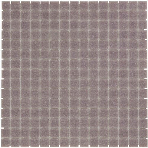 Mozaiektegel Amsterdam Light Purple Soft Grain Glass 322x322