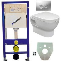 Inbouwtoilet Set Geberit UP 100-3