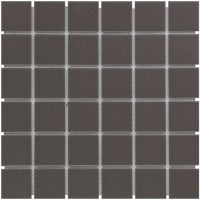 Mozaiektegel Barcelona Dark Grey Matt Porcelain 309x309