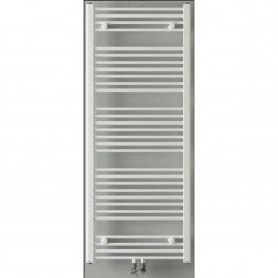 Designradiator Instamat Base 148x60cm 826 Watt Glans Wit Middenonderaansluiting