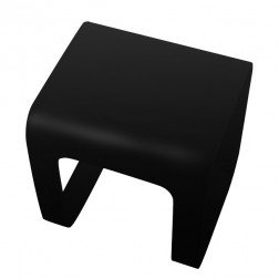 Douchekruk Solid Surface Buddy Mat Zwart