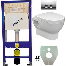 Inbouwtoilet Set Geberit UP 100-4