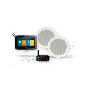 Controller Aquasound N Joy Music Center met Lader en Twist Plus Minibox 1