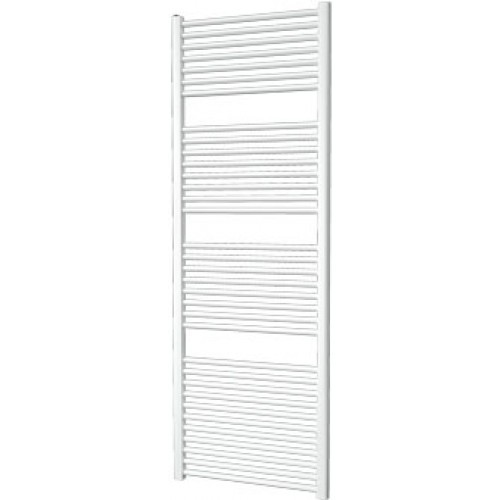 Designradiator Aloni 170x60cm 790 Watt Glans Wit Zijaansluiting
