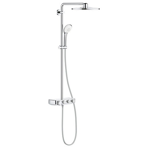 Douchesysteem Grohe Euphoria SmartControl Duo 310 mm Rond