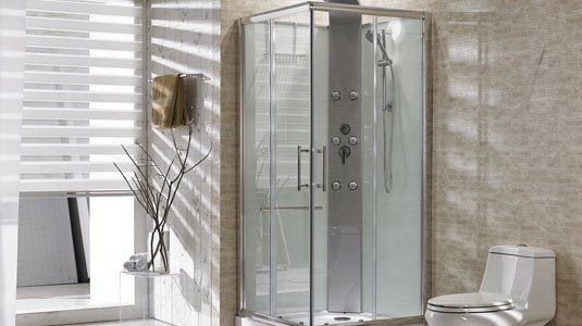 Douchecabines klare hotel moderne stijl stoom douche buy product